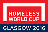 Homeless World Cup - Glasgow 2016