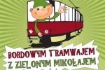 Bordowym Tramwajem z Zielonym Mikołajem 2011