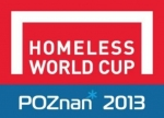 Homeless World Cup Poznań 2013
